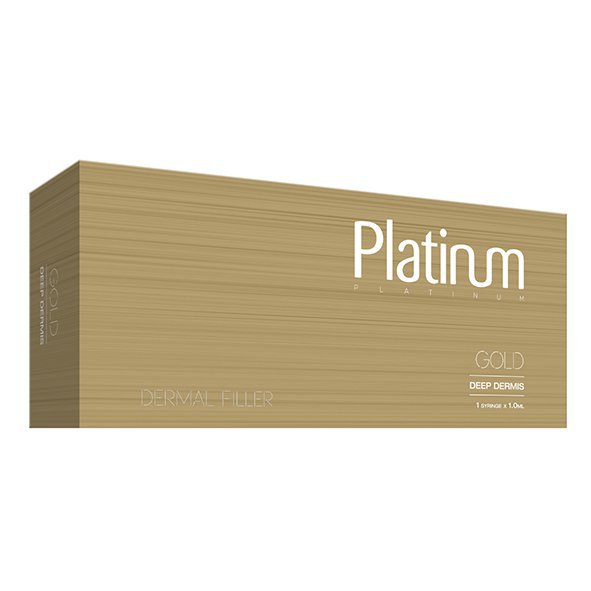 Филлер Platinum Gold 1 мл.