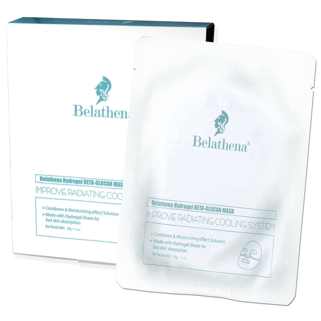 Маска Belathena Beta-glucan (4 шт.)